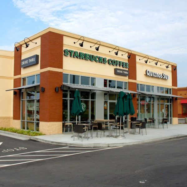 Ritchey Ent.-Walter Reed Starbucks 5